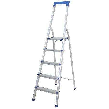 Rio Step Ladders Aluminium