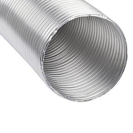A1 Aluminium Exhaust Pipe x 1M
