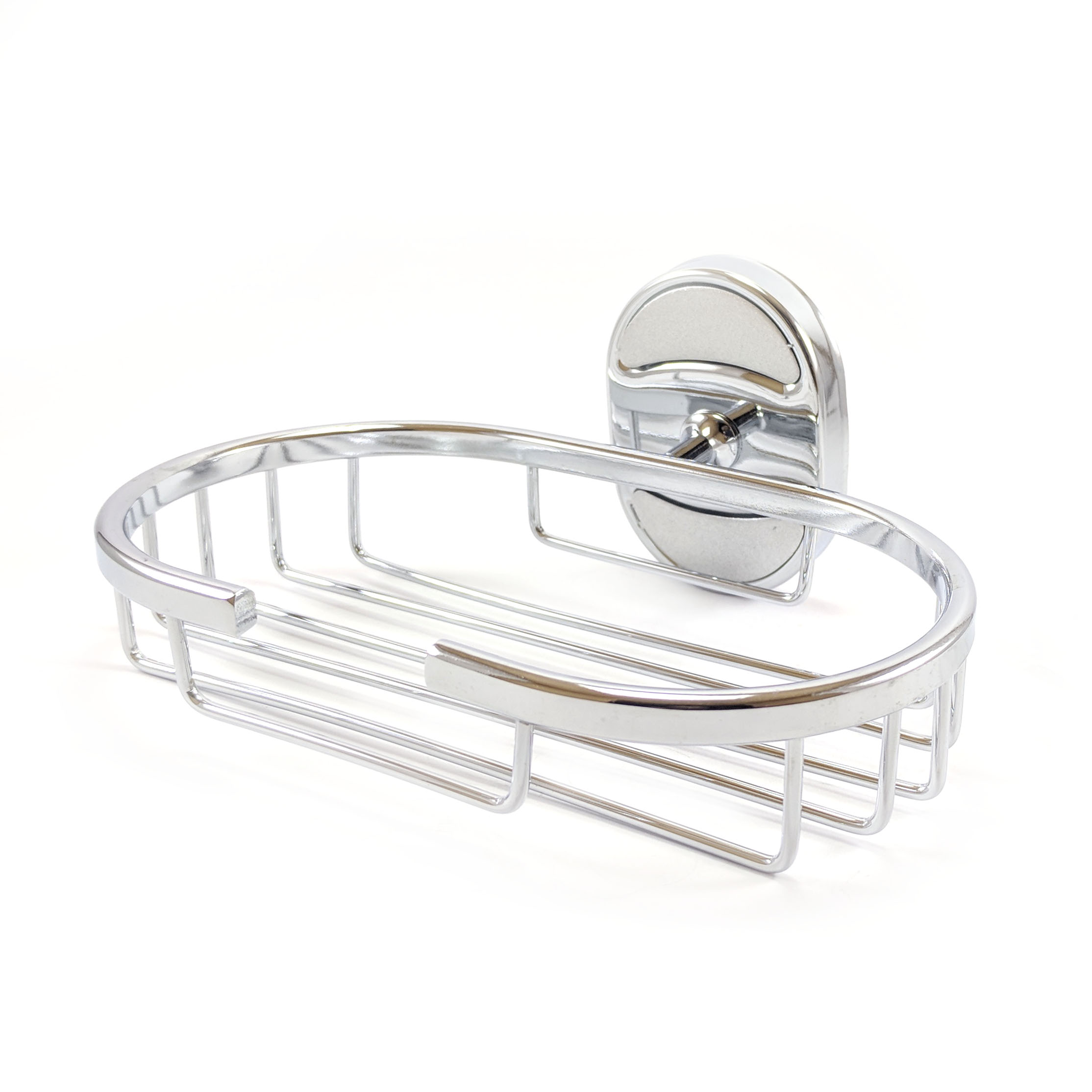 AA Soap Holder Stainless Steel Blue Package