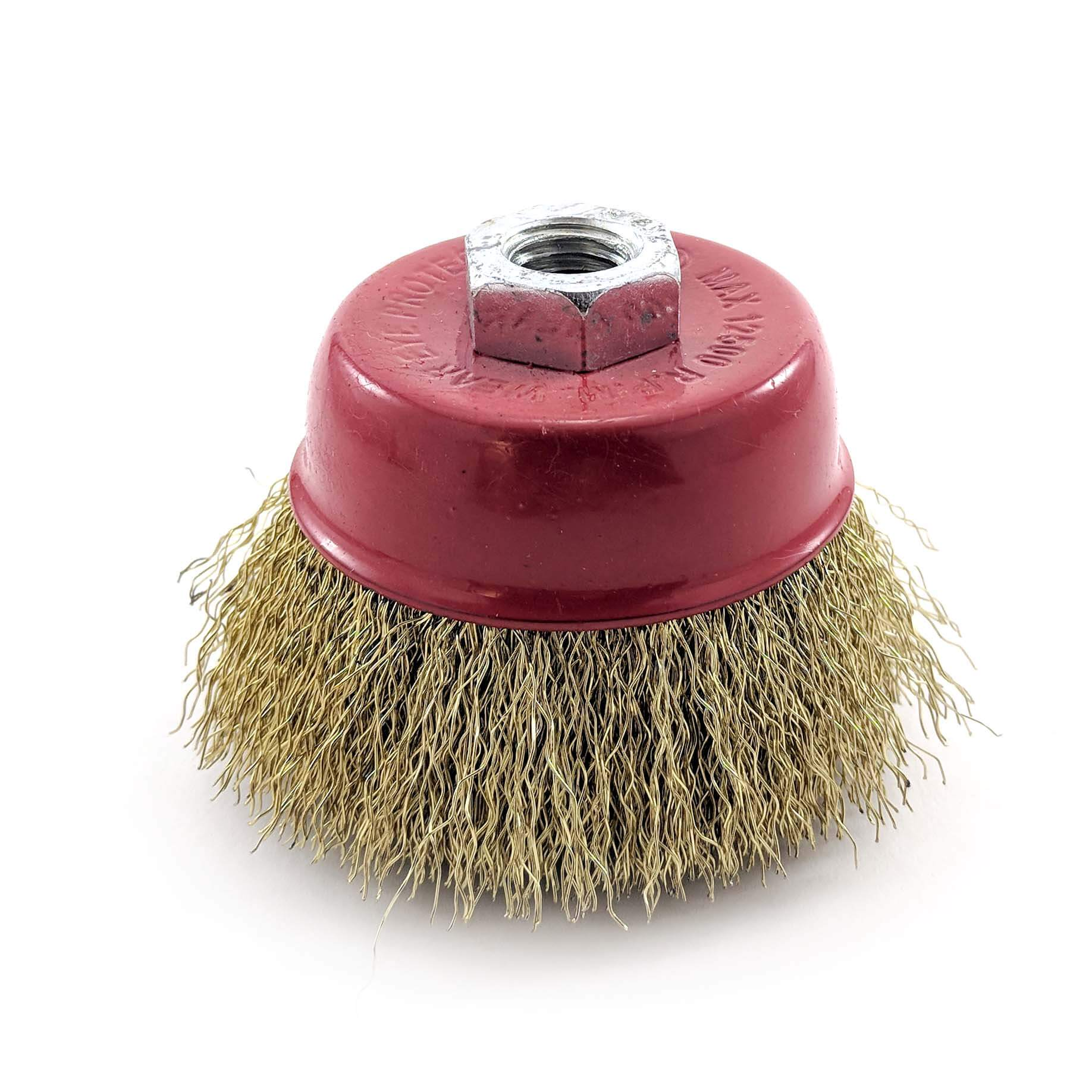 Stanford Crimped Cup Brush 77 X 22.2MM