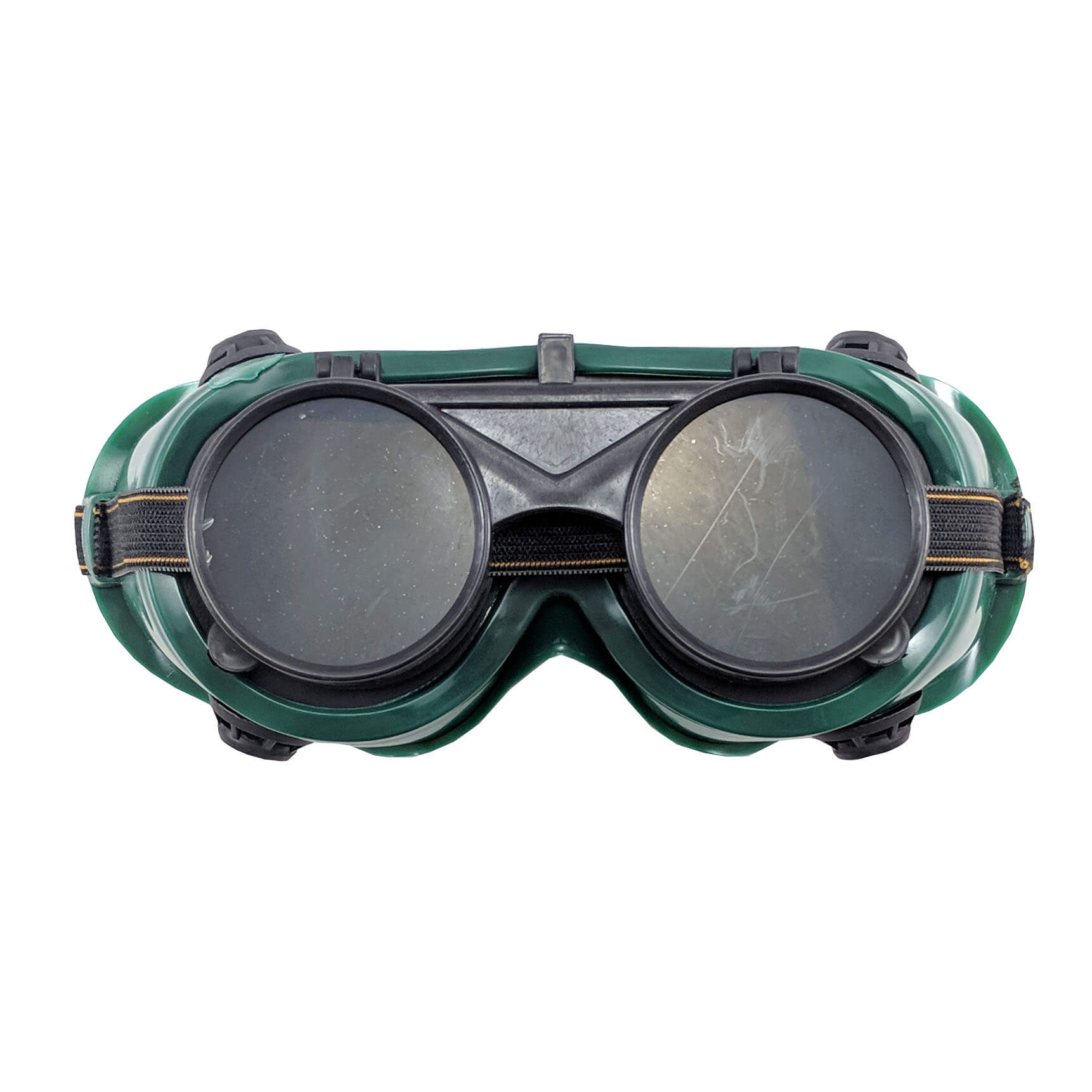 A1 Safety Googles Green Glass (Welding Glasses)