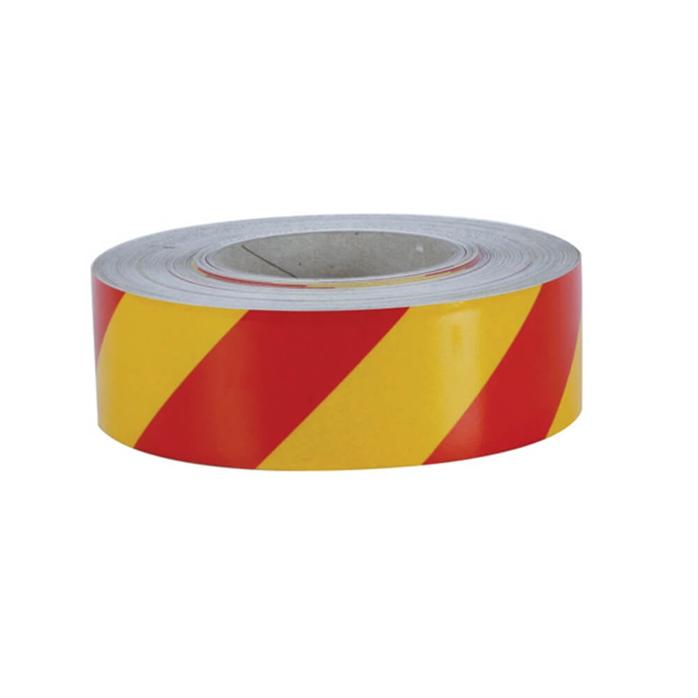 AF Reflective Tape Orange & Yellow 10CM
