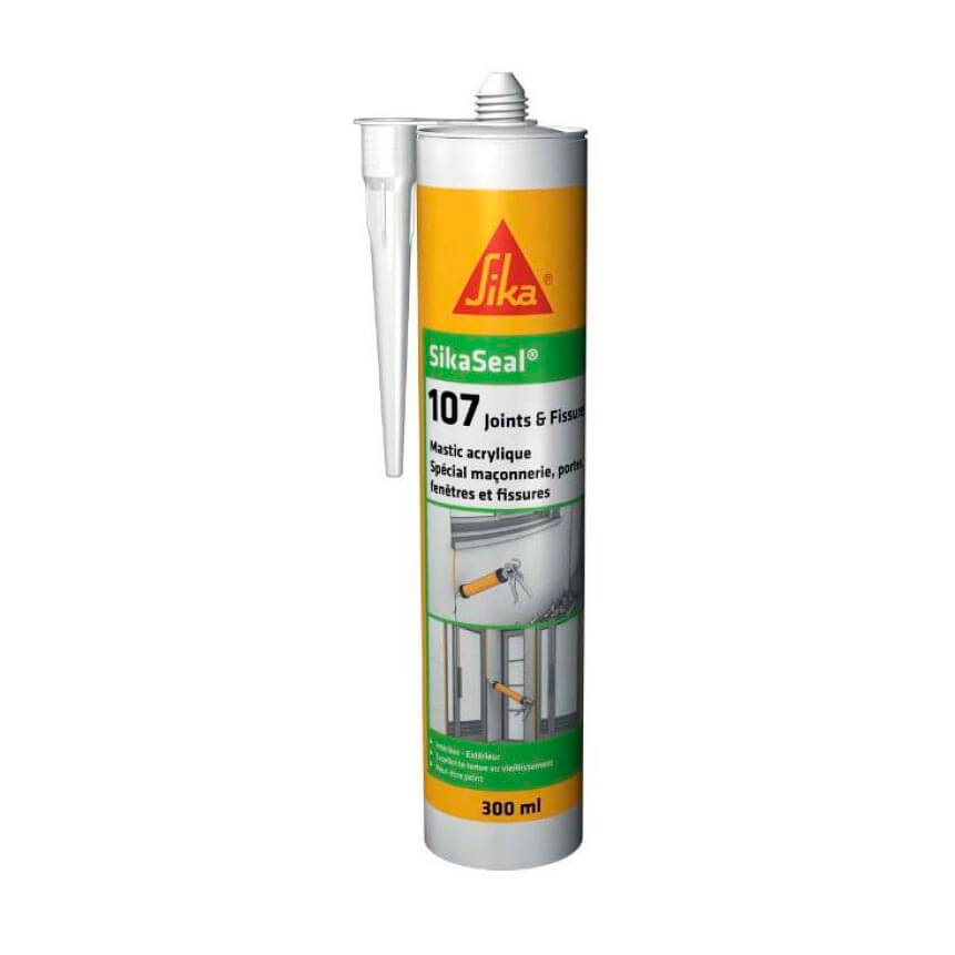 SIKA Sikaseal 107 Joints Grey 300ml