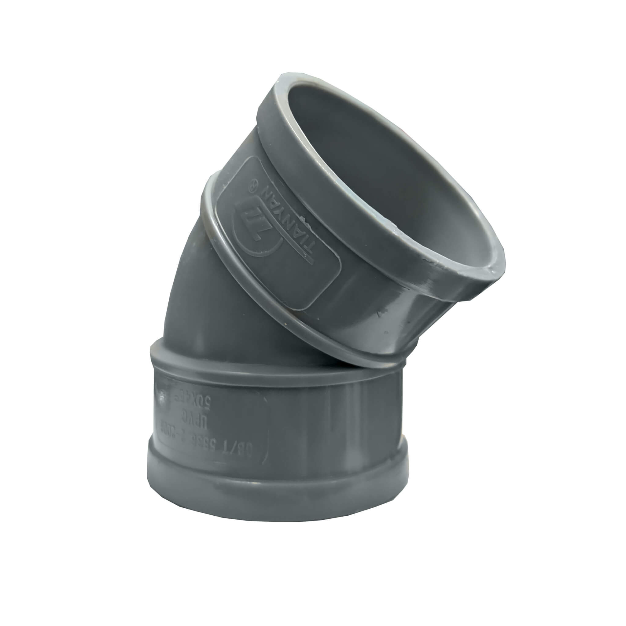 PVC Elbow 45%